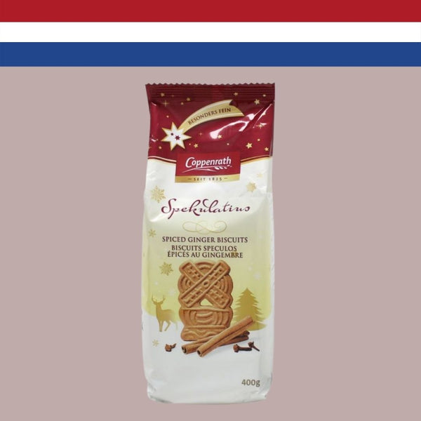 Coppenrath Spiced Ginger Biscuits 400g