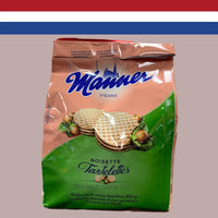Manner Hazelnut Tartlet 400g