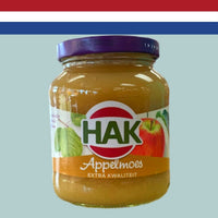 Hak Apple Sauce 355g