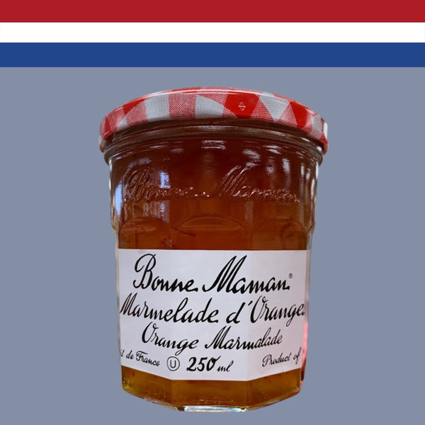 Bonne Maman Orange Marmalde 250ml