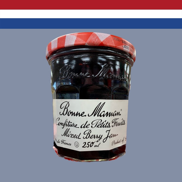 Bonne Maman Mixed Berry Jam 250ml