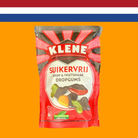 Klene Sugarfree Dropgums 100g