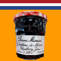 Bonne Maman Blackberry Jam 250ml