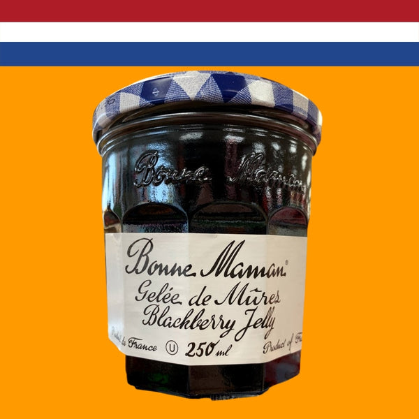Bonne Maman Blackberry Jelly 250ml