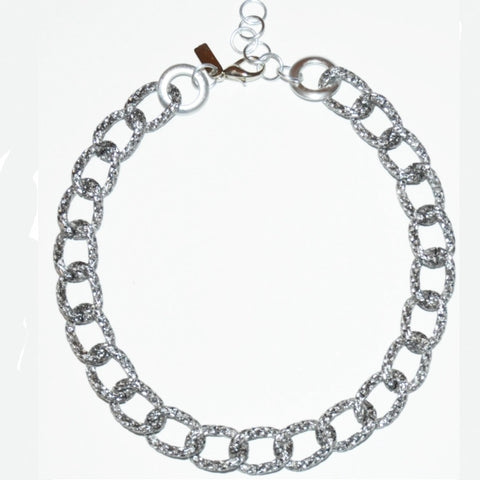 Silver Crush Necklace