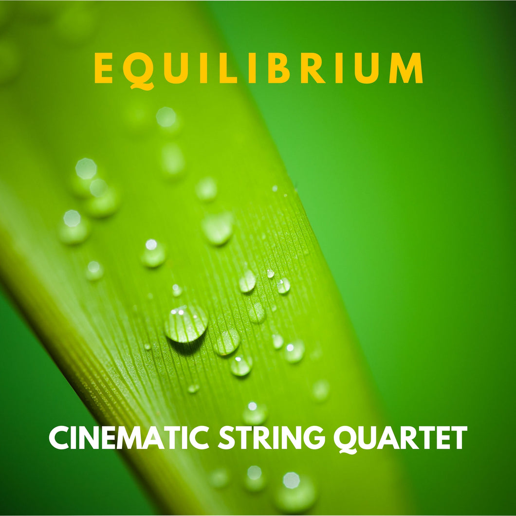 Equilibrium EP - Cinematic String Quartet