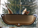 The Original Window Mounted Perch For Cats The Original Window Mounted Perch For Cats Cat Beds & Mats HEYPET Store The Purr House- The Purr House