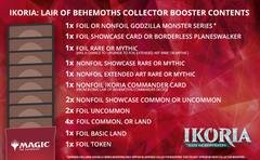 Ikoria: Lair of Behemoths Collector Booster | Accidentally Cool Games