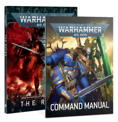 Warhammer 40,000 Command Edition | Accidentally Cool Games