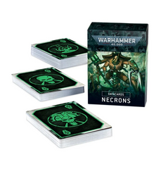 Datacards: Necrons | Accidentally Cool Games