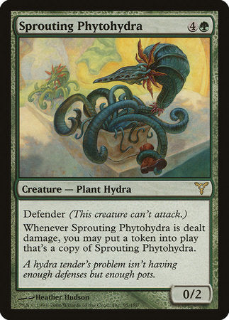 Sprouting Phytohydra [Dissension] | Accidentally Cool Games