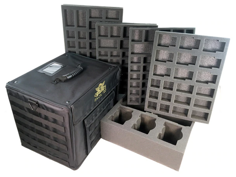 Battlefoam P A C K 720 Molle Black Primaris Marine Load Out Accidentally Cool Games Taking a look at these new magna rack sliders from battlefoam! accidentally cool games