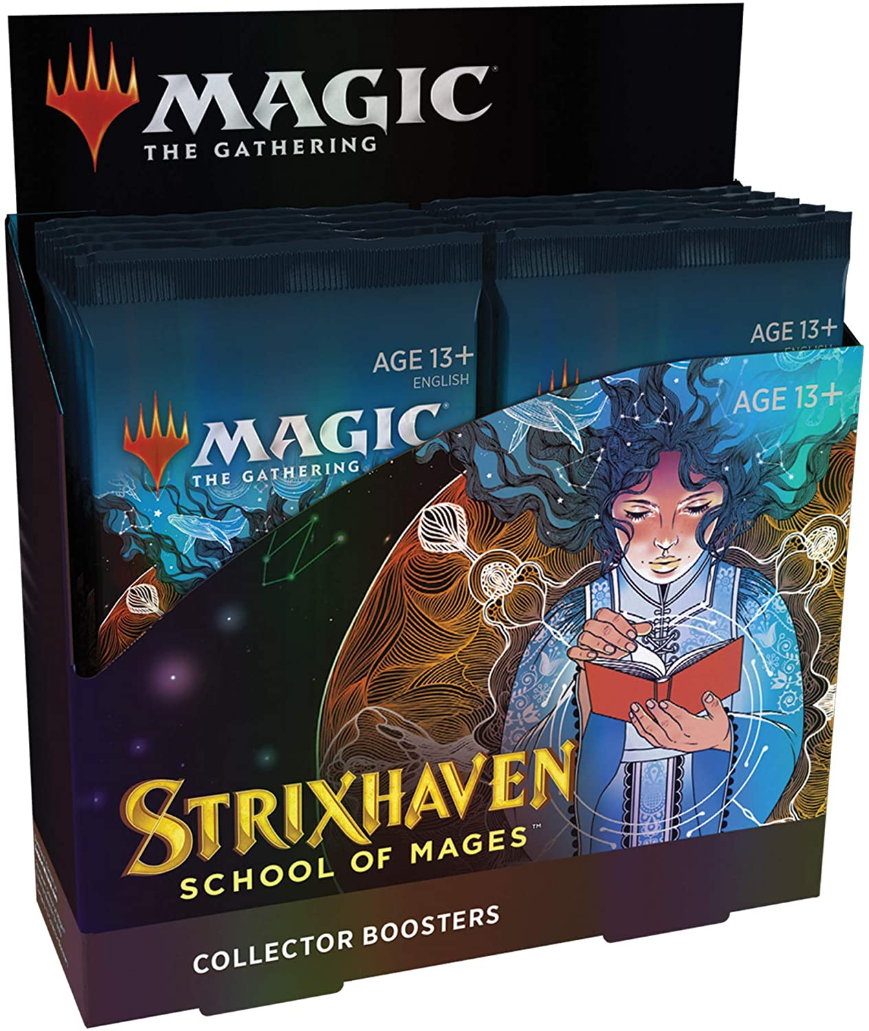 MTG Strixhaven Collector Booster Box (PREORDER) | Accidentally Cool Games