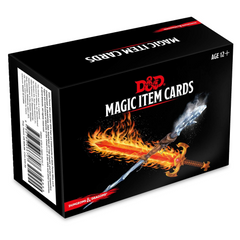 Dungeons & Dragons Magic Item Cards | Accidentally Cool Games