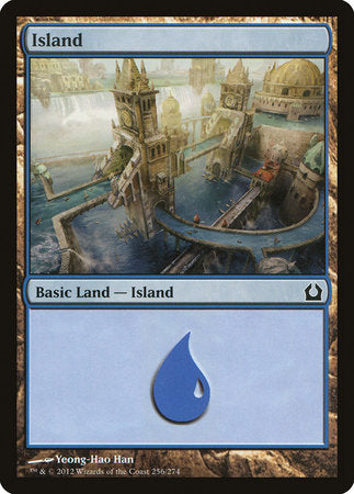 Island (256) [Return to Ravnica] | Accidentally Cool Games