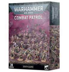 Combat Patrol: Death Guard | Accidentally Cool Games