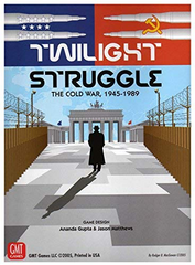 Twilight Struggle | Accidentally Cool Games