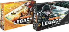 Pandemic Legacy: Season 2 | Accidentally Cool Games