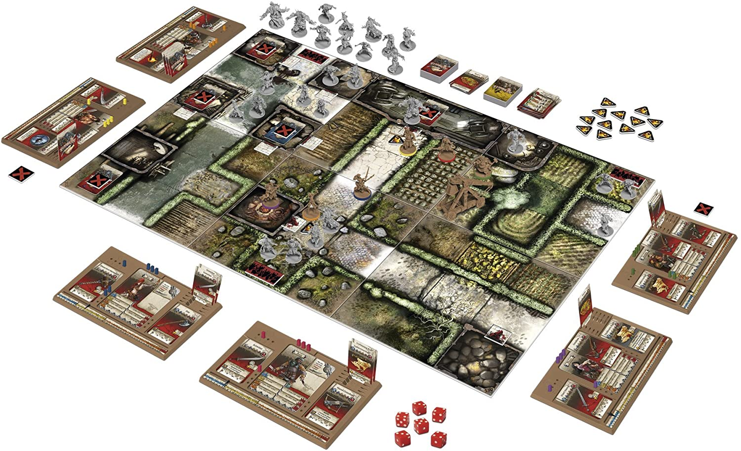 Zombicide: Green Horde | Accidentally Cool Games