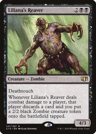 Liliana's Reaver [Commander 2014] | Accidentally Cool Games