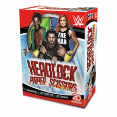 WWE: Headlock, Paper, Scissors | Accidentally Cool Games