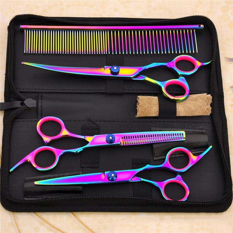 Professional Scissors for Dog Grooming