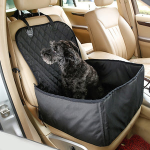 Waterproof Front Seat Cover With Safety Belt