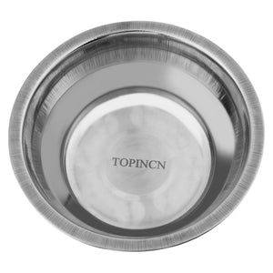 Double Dog Bowl Stainless Steel