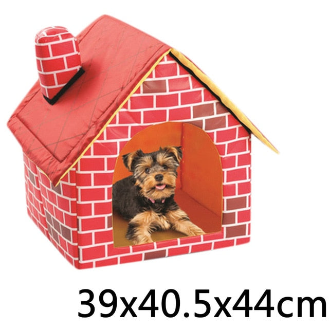 Foldable Bed Dog House