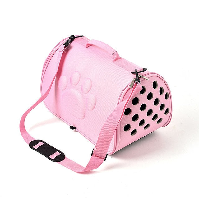 Dog Folding Carrier Cage