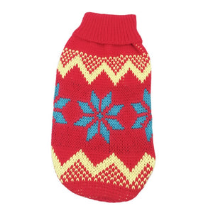 Christmas Dog Sweater Pullover
