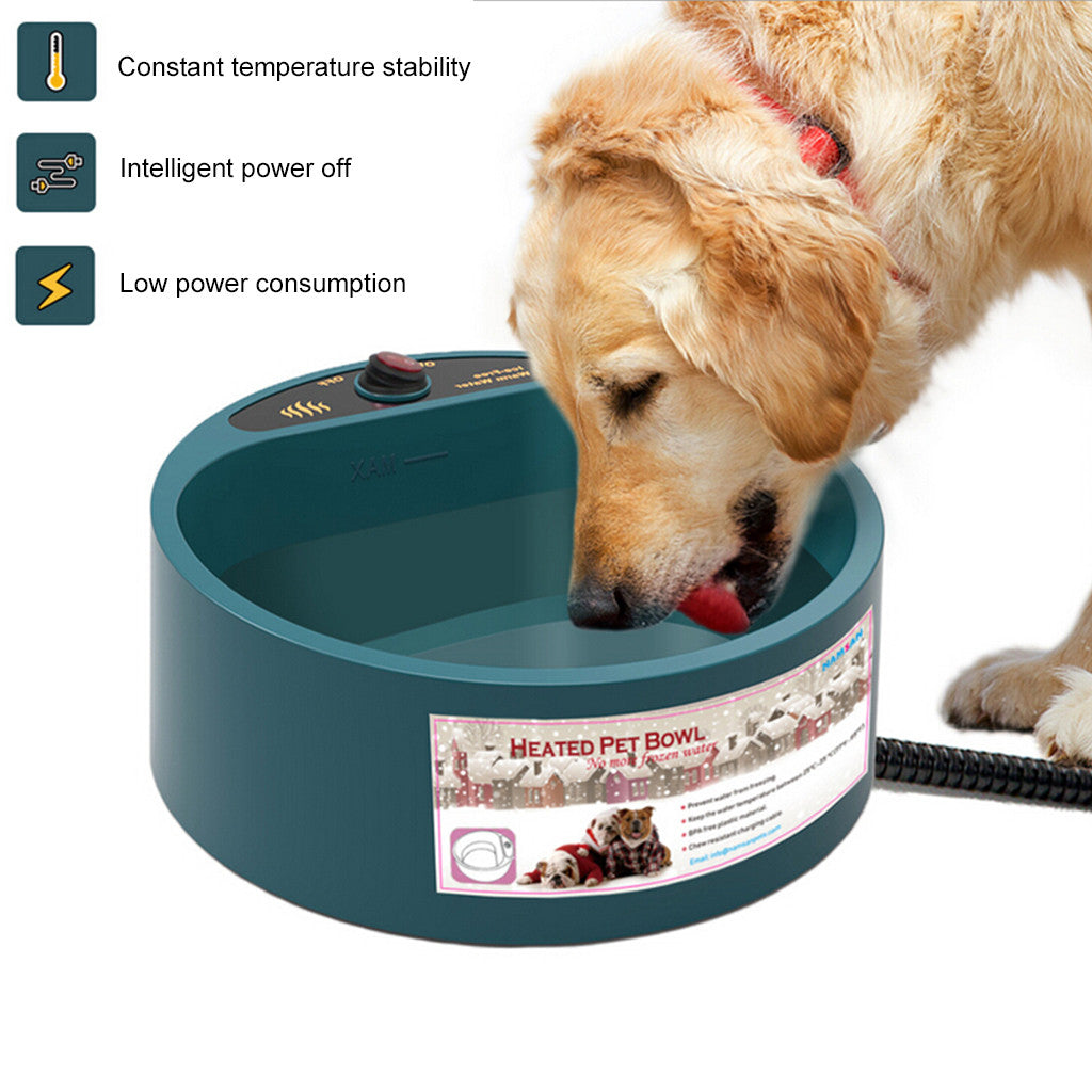 Constant Temperature Dog Feeding Bowl
