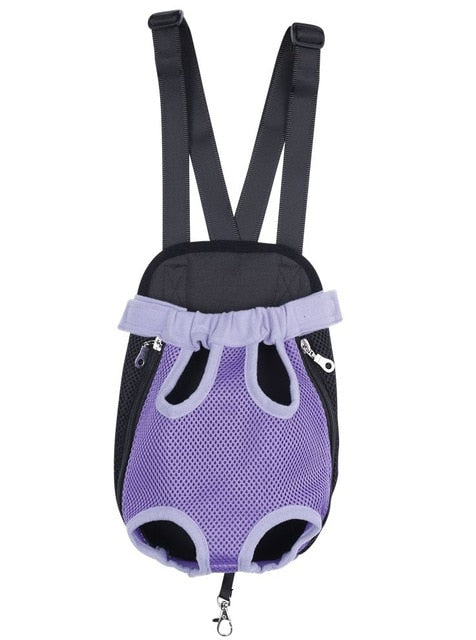 Dog Carrier Front Chest Backpack