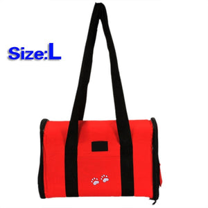 Portable and Soft Travel Carrier Bag