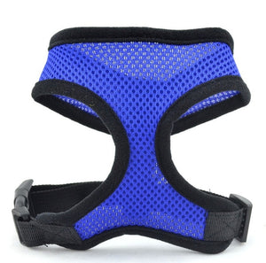 Adjustable Soft Breathable Dog Harness
