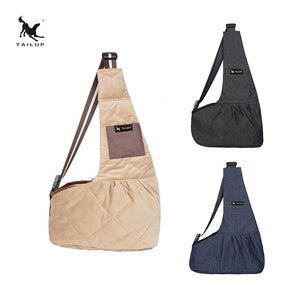 Dog Sling Bags Outdoor Windproof Carriers