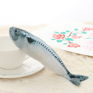 Artificial Fish Toy For Dogs