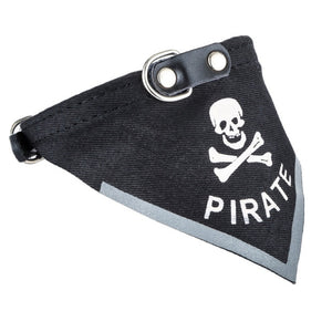 New Skull Style Dog Bandana Collar
