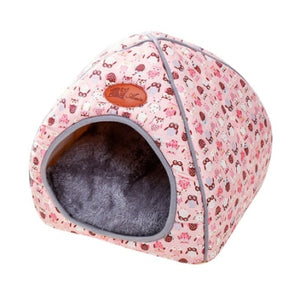 Bed & Sofa Winter Dog House