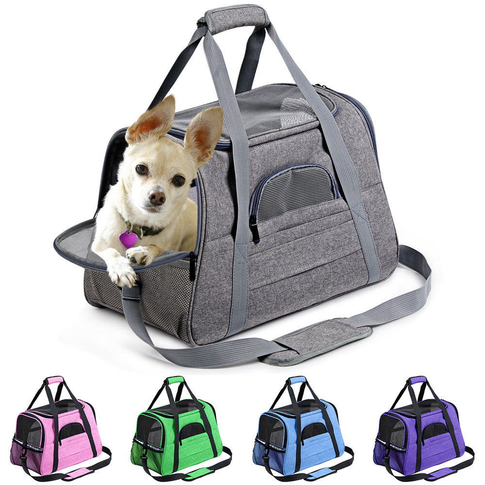 Dog Carrier Portable Backpack Great For Travel