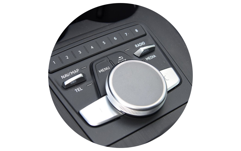 Knobs And Controls