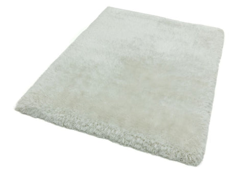 Image of Luxe vloerkleed Easy Living Plush Shaggy White Vloerkledentrends hoogpolig tapijt wit