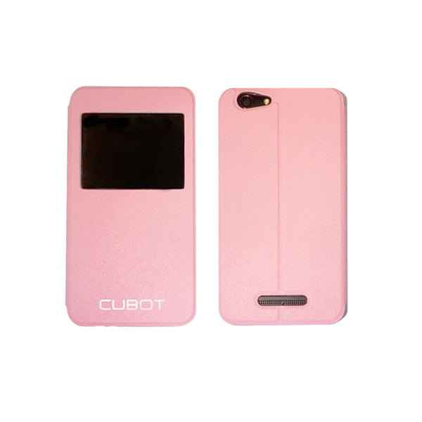 Mobile cover Cubot CUB-FLRS-NOTES Pink
