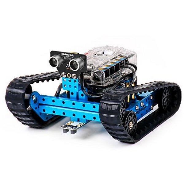 MBot Educational Robot Makeblock 90092 Bluetooth WIFI Blue