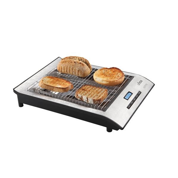 Toaster UFESA TT7920 Optima LCD 650W Acero inoxidable -   - dailymegadeals-com