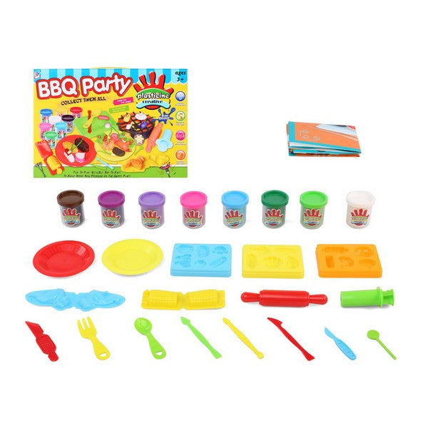 Modelling Clay Game Bbq Party 116525 116525 -   - dailymegadeals-com
