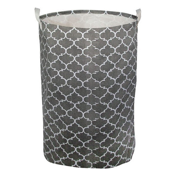Laundry basket Grey 111102