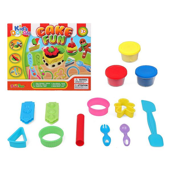 Modelling Clay Game Caje Fun 117509