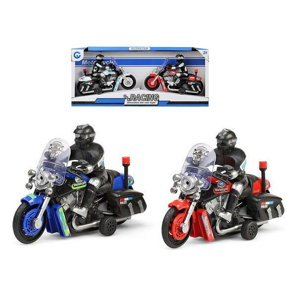 Set of cars Racing 112596 Motorcycle (2 Uds)
