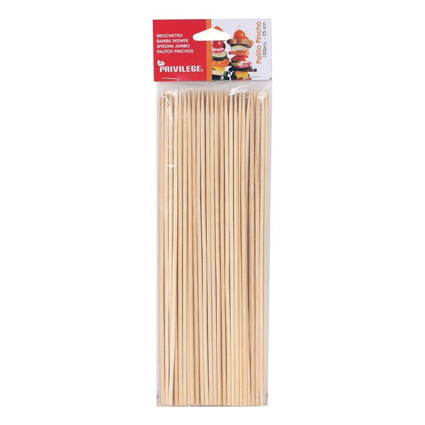 Bamboo toothpicks Privilege (100 pcs)